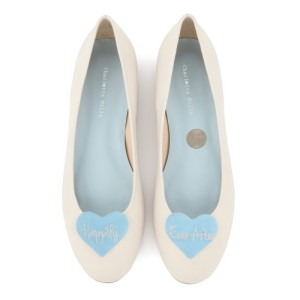 Charlotte Mills ANABEL BLUE £160