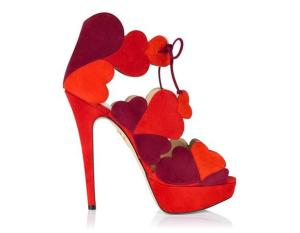 Charlotte Olympia HEAD OVER HEELS £890