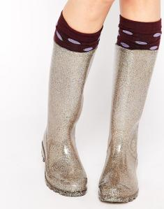 Asos GANGSTER WELLIES £18