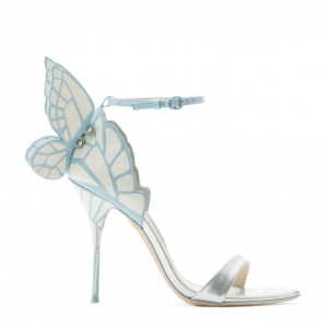 Sophia Webster Bridal Chiara Ice Sandal -1