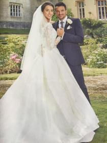 Emily MacDonagh Wedding
