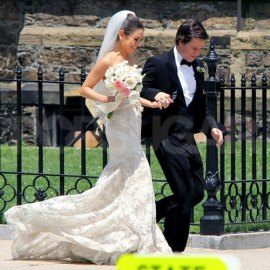 Mila Kunis Wedding