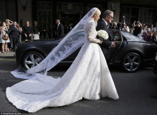 Nicky Hilton Wedding