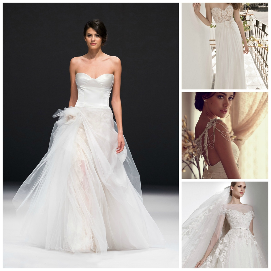 Mila Kunis Wedding Dress Ideas