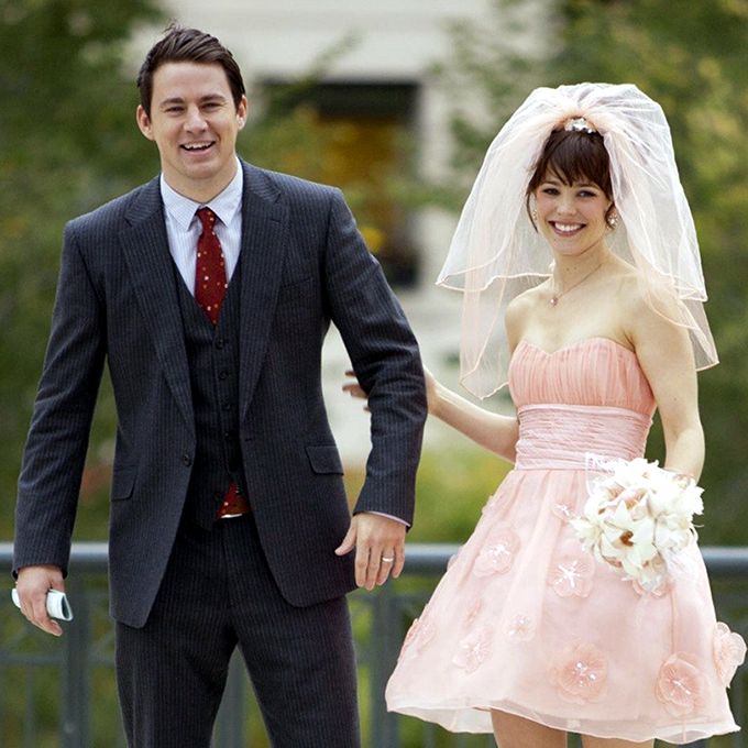 The Vow Wedding Dress