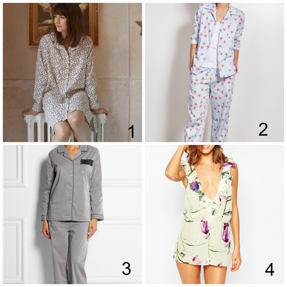 Beautiful sleepwear for all budgets