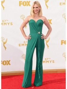January Jones Emmy Awards