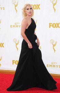 Lady Gaga Emmy Awards