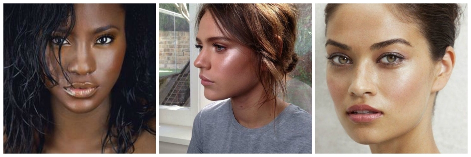 Our Favourite Highlighted Looks| Bridal Beauty| All images from Pinterest (https://www.pinterest.com/whisperandblush/beauty)/