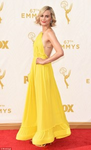 Taylor Schilling Emmy Awards
