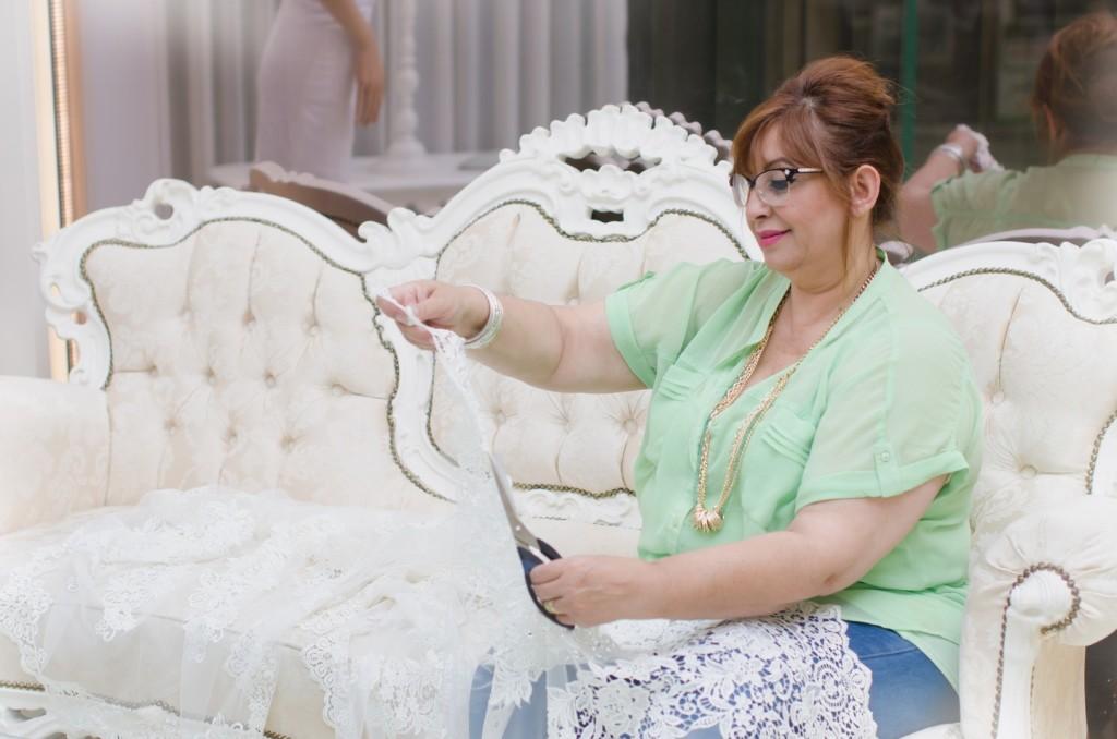 Bridal Designer Riki Dalal