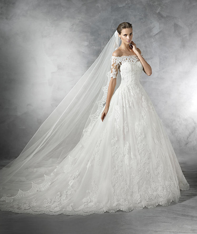 PLEASANT Dress by PRONOVIAS