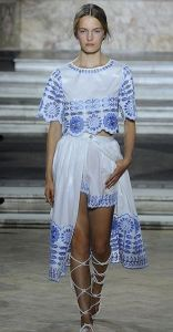 Temperley London Ldn SS16