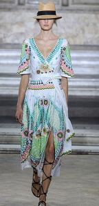 Temperley London SS16 LFW