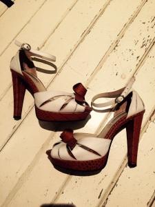 Hannah's fave shoes