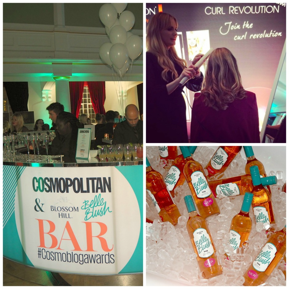 Cosmo Blog Awards Remington Curl Revolution