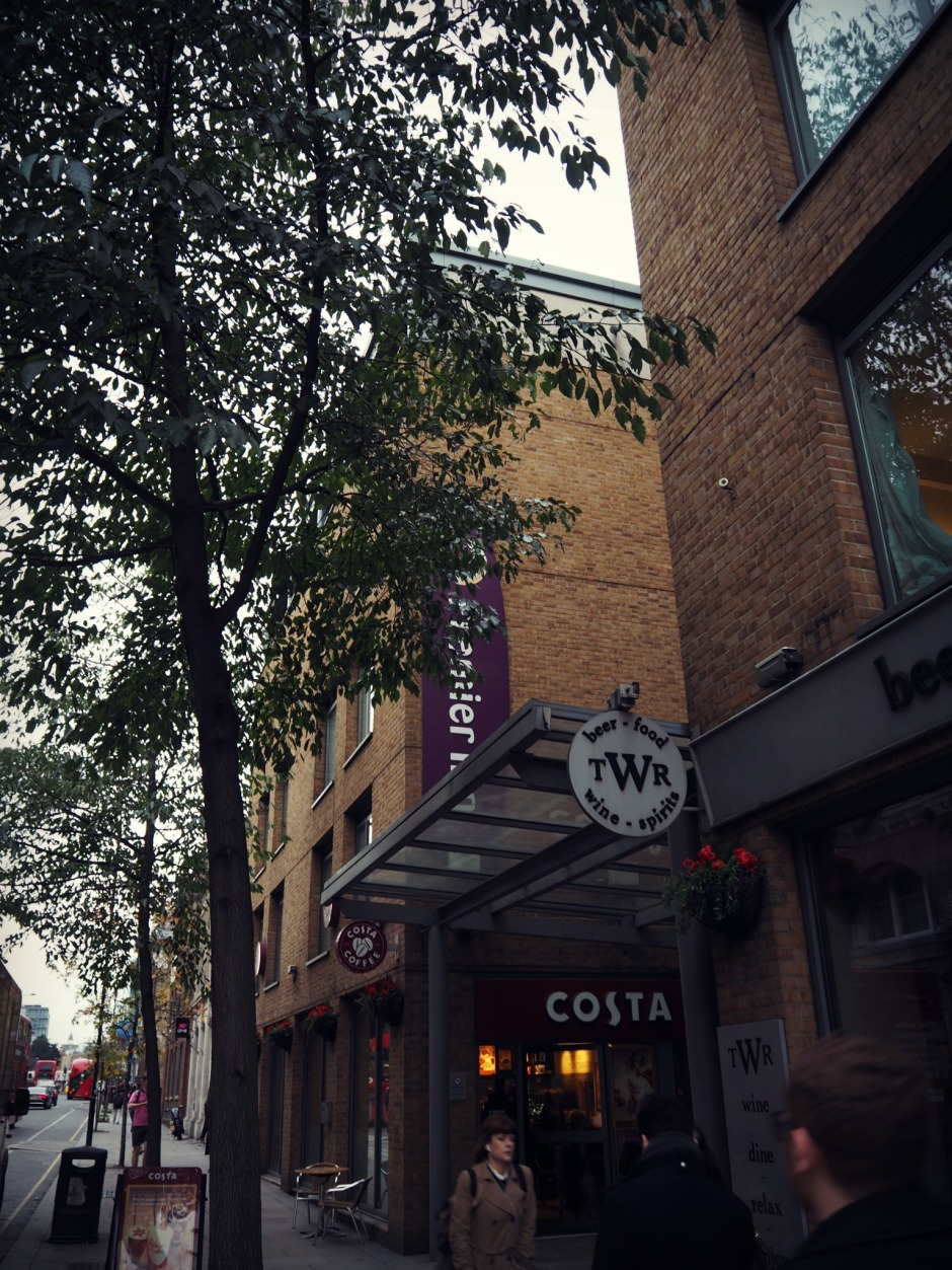 King's Cross Premier Inn London