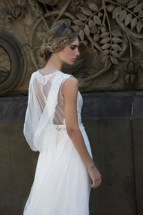 Eugenia Couture Statement Backs