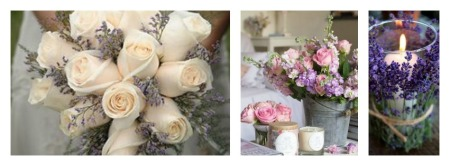 Summer wedding flowers july august september
