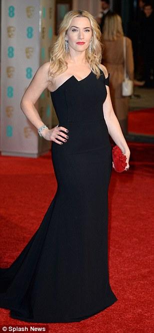 Kate Winslet BAFTAs 2016