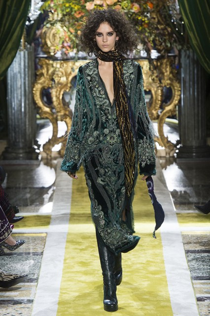 Roberto Cavalli | Photo: InDigital | Source: Vogue.com