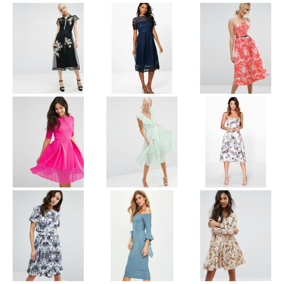 Wedding guest outfits for 50 pound and under