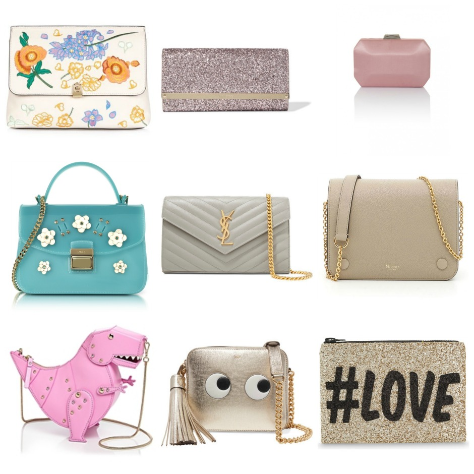 Statement bags for special occasions
