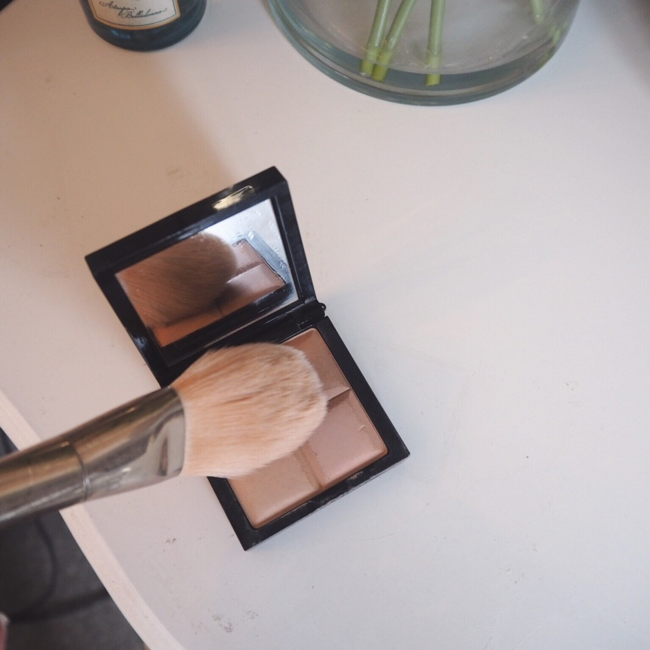 Givenchy Face Powder with brush