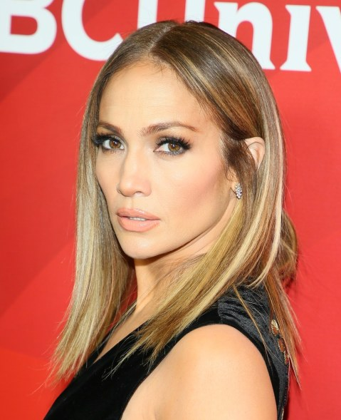 Jennifer Lopez new hair cut