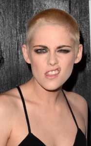 Kristen Stewart new hair