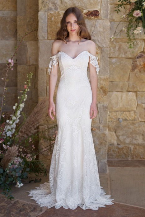 Claire Pettibone Wedding Dress 2018