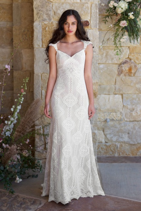 Claire Pettibone Romantique Wedding Dress 2018