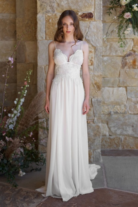 Claire Pettibone Romantique​ 2018 Wedding Dress