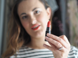 NYX Indie Flick Matte Lipstick Review UK