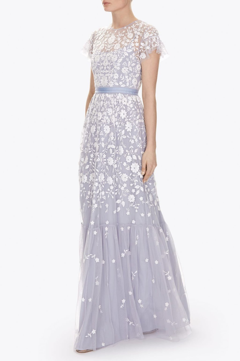 Needle and Thread Meadow Tulle Front