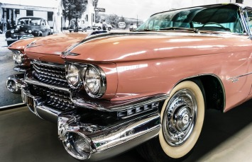 Candy cadillac