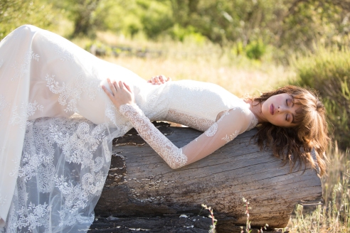 ROMANTIQUE STYLED SHOOT WITH LUCY MUNOZ