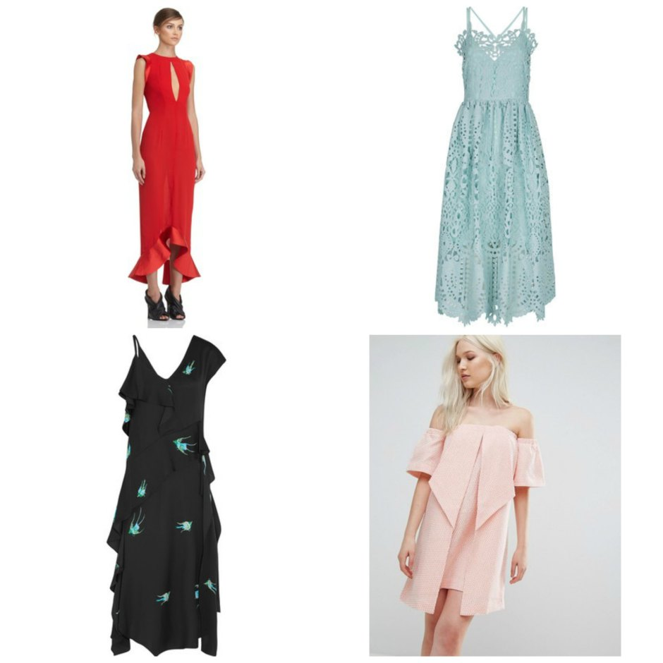 Summer Wedding Guest Outfits in the Sale