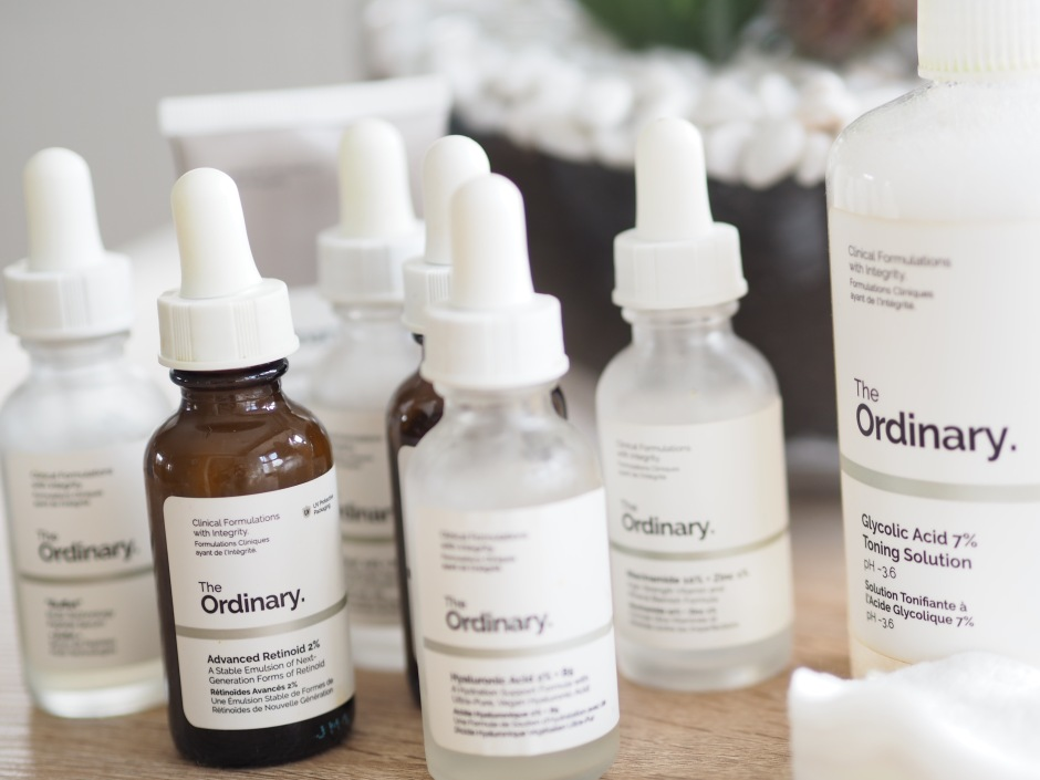 The Ordinary Skincare Blogger Review