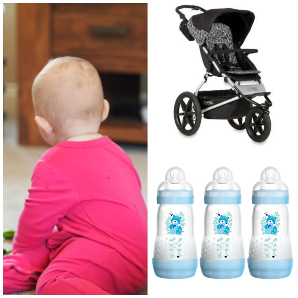 Baby must haves for the first year