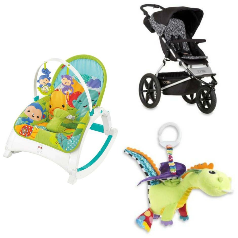 Must Have baby items for the first year