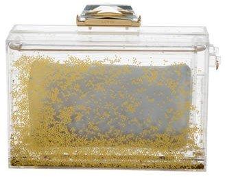Perspex Clutch Bag