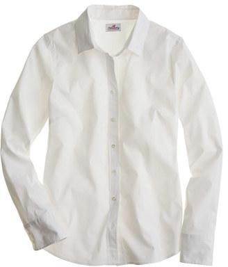 J Crew Perfect Shirt