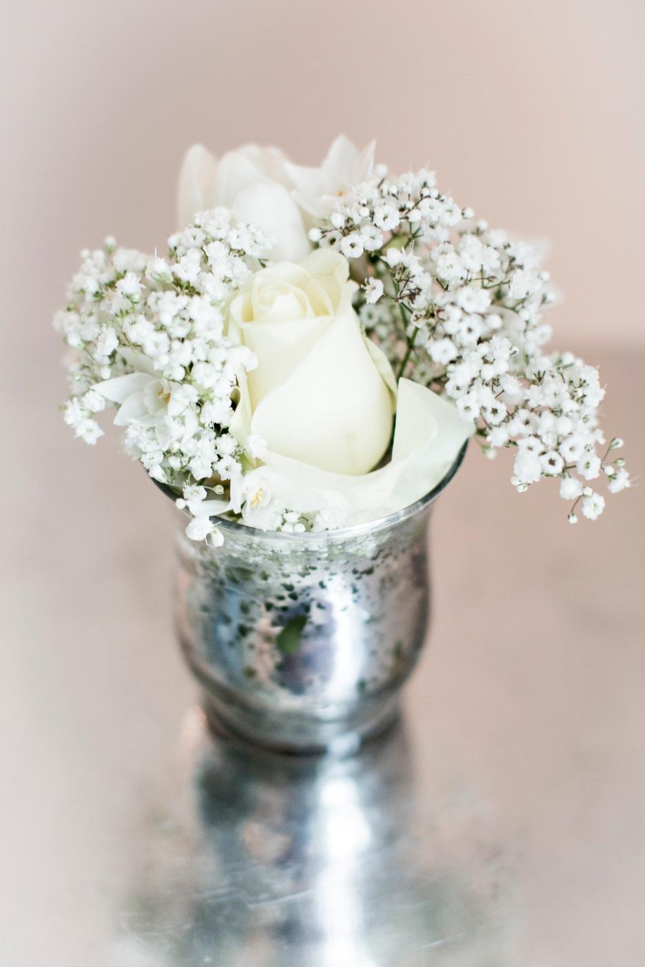 Wedding flower holders