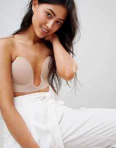 what bra to wear with a backless wedding dress