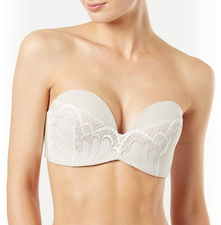 Wonderbra what bra to wear with a strapless wedding dress