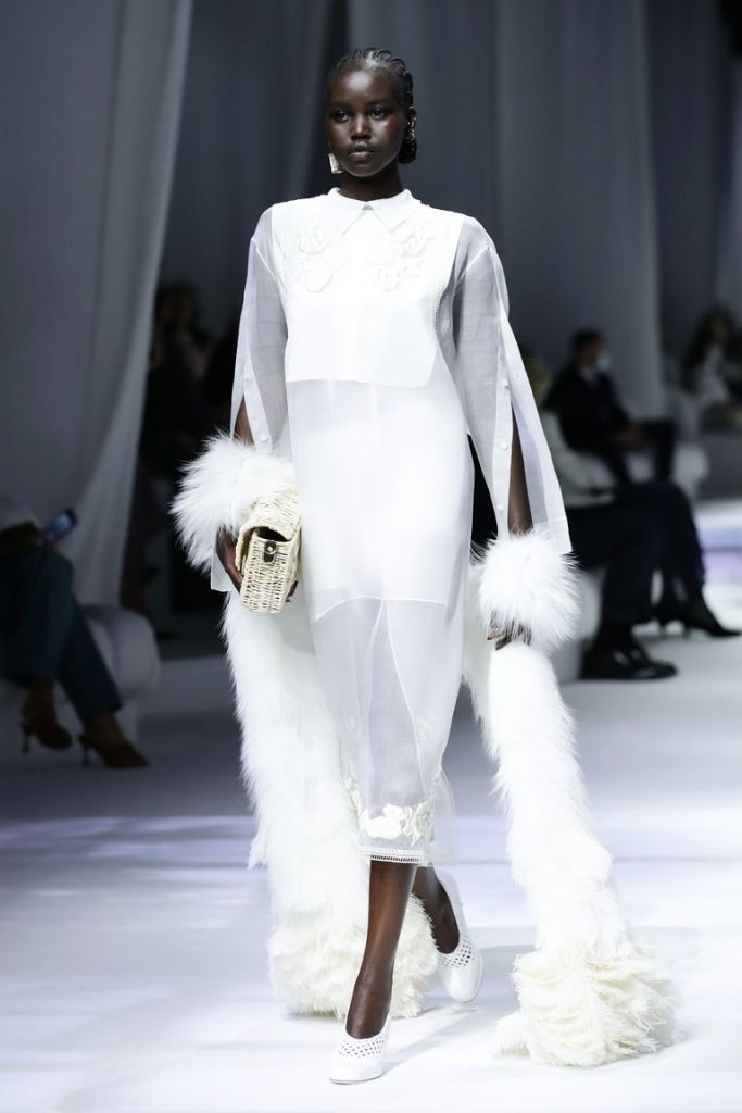Fendi bridal inspiration SS21