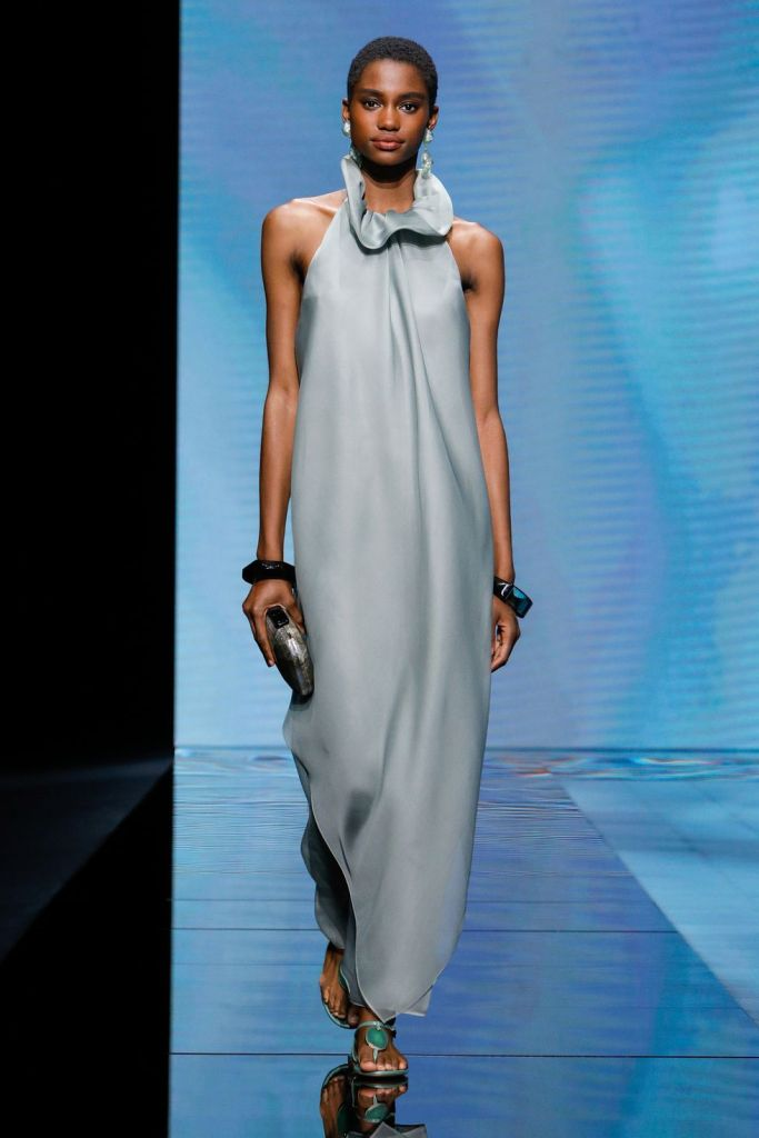 Giorgio Armani bridal inspiration 2 SS21